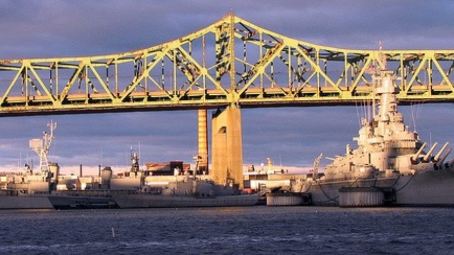 Fall River, MA: Lizzie Borden and Battleships