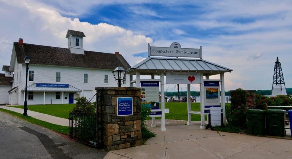 Connecticut River Museum Essex CT