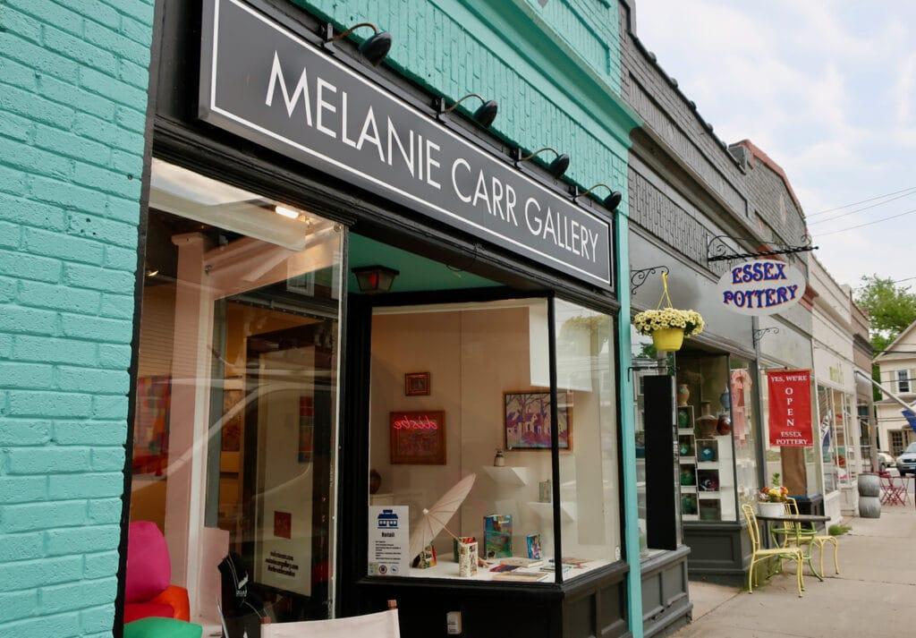 Melanie Carr Gallery Essex CT