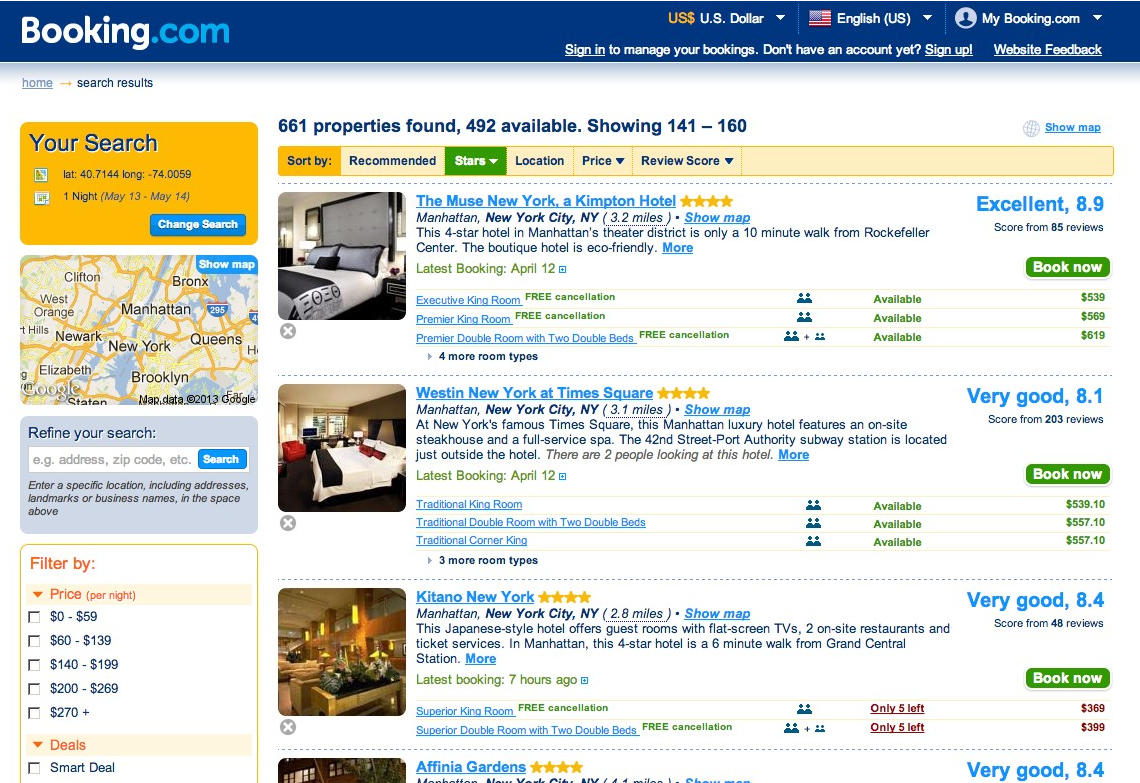 Trivago Hotel Booking | Hotel Search | Best hotel search ...