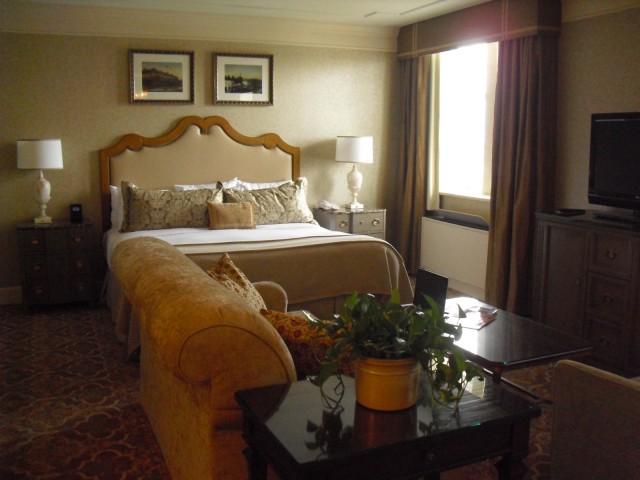 Hershey Hotel Guest Room