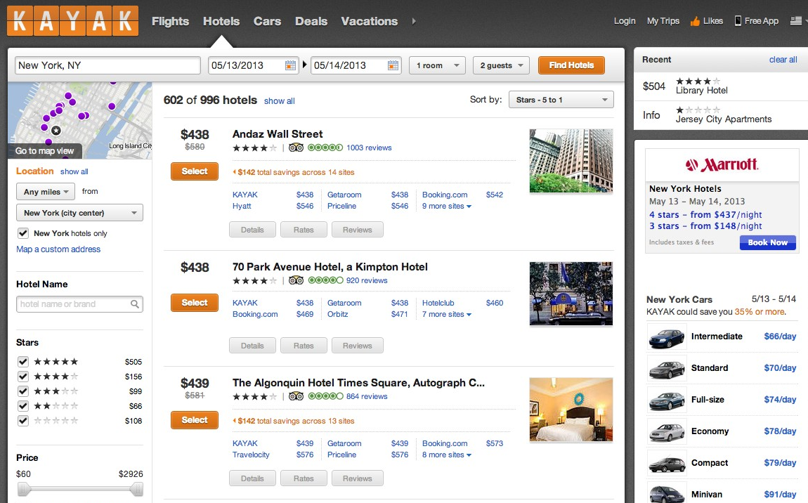 Cheap Hotels | Compare Hotel Deals with TravelSupermarket