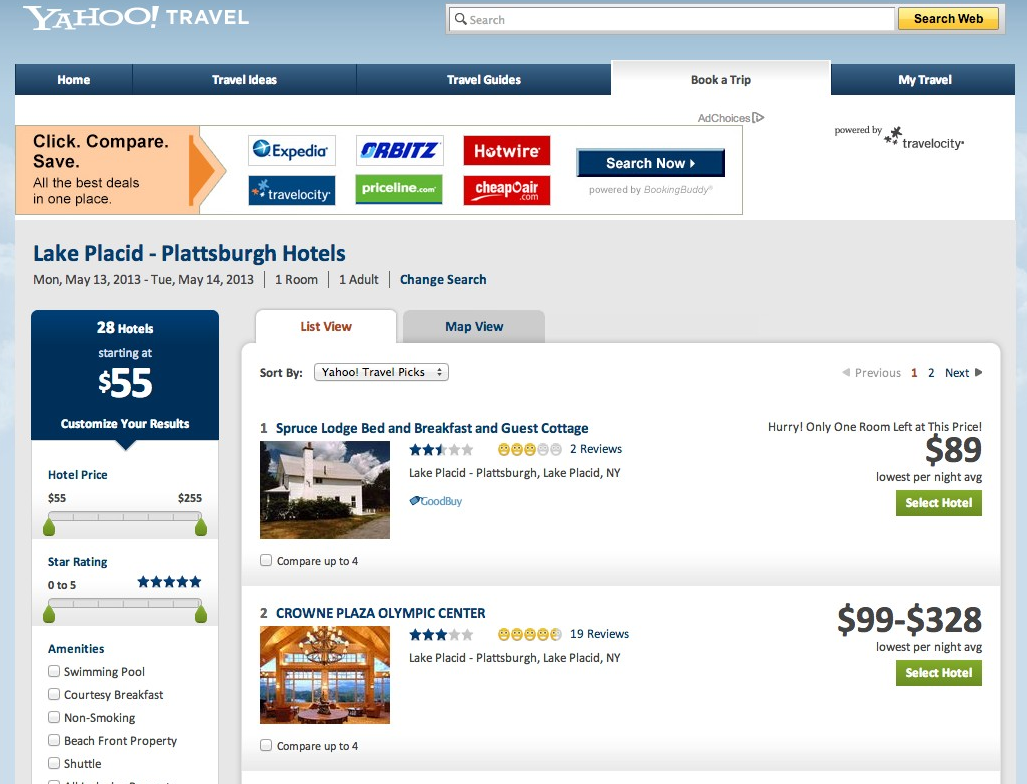The Best Hotel Search Engines and Booking Apps - TripSavvy