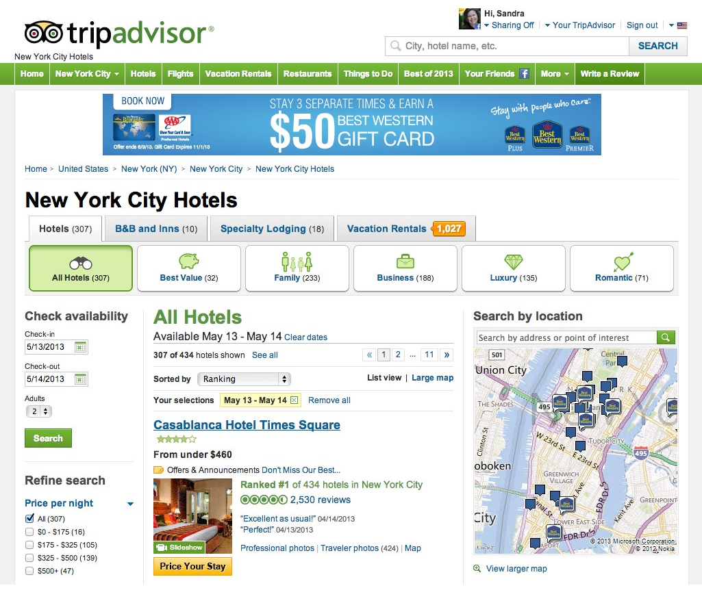 trivago.com - Compare hotel prices worldwide