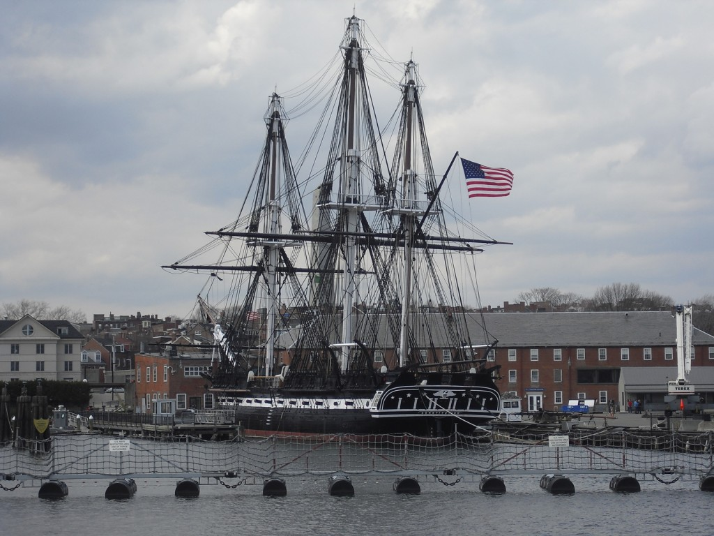 USS Constitution, Charlestown, Massachusetts
