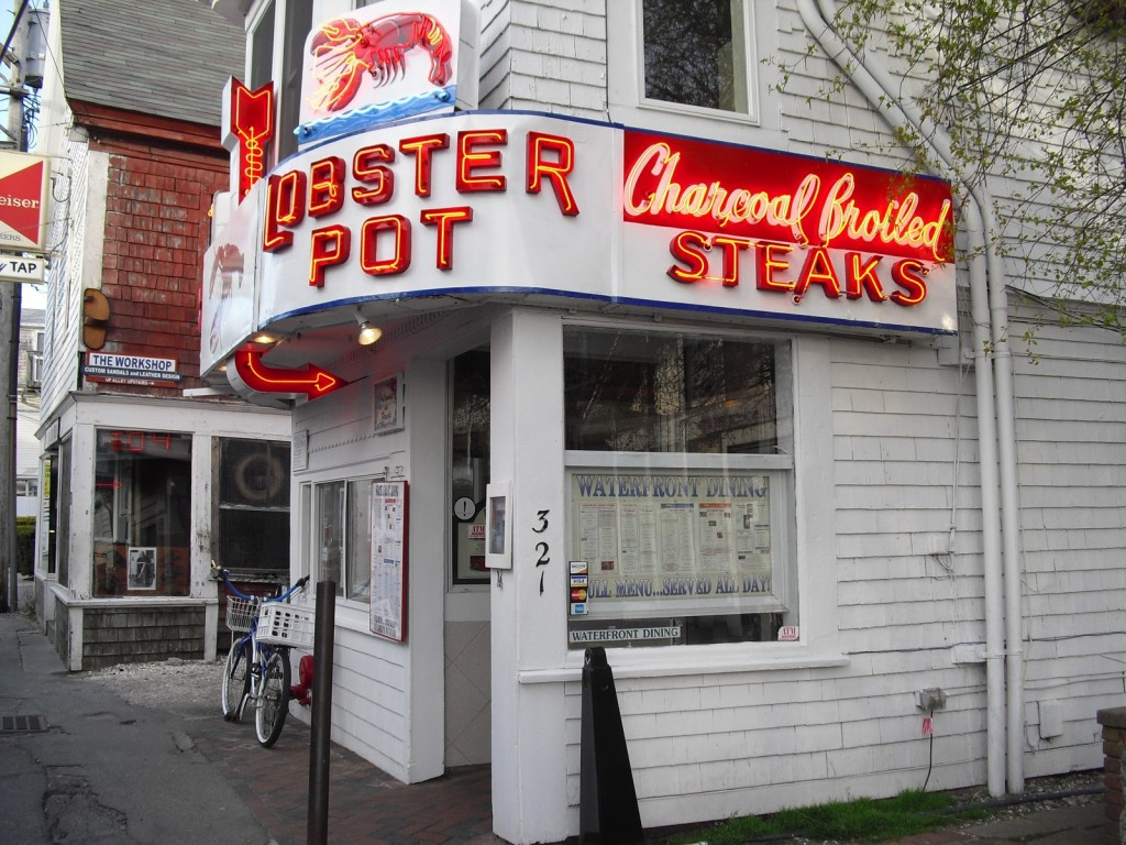 Lobster Pot Exterior