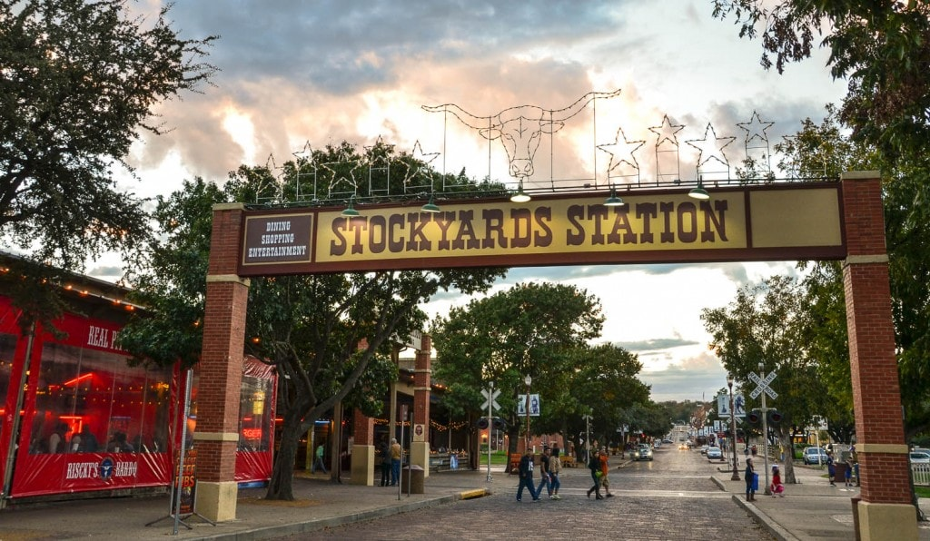 Stockyard Station - Fort Worth