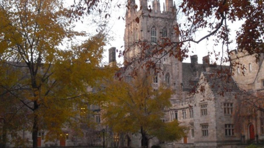 New Haven, CT; Center of Arts, Food, Theater, and Oh Yes, Yale University