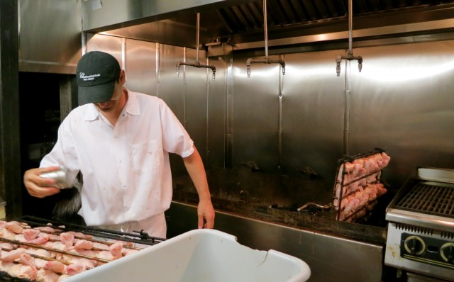 Special Spices and Unique indoor BBQ spit make Churrascaria Novo Mundo a top New Bedford restaurant
