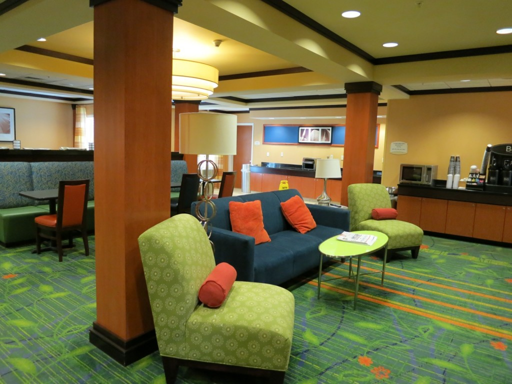 New Bedford Fairfield Inn and Suites