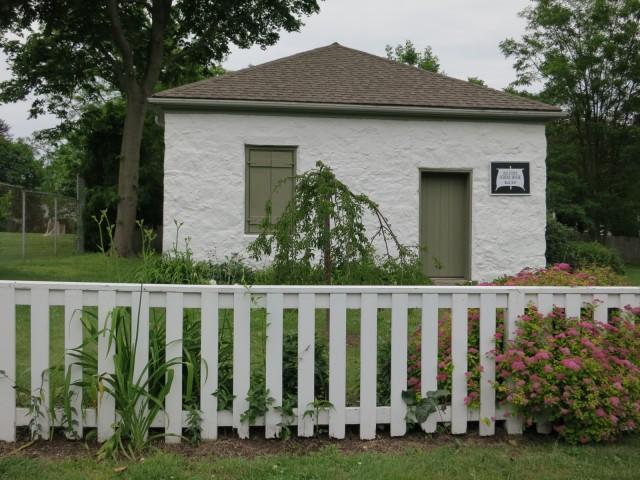 Old Stone Schoolhouse, Fairhaven, MA #Massachusetts @GetawayMavens