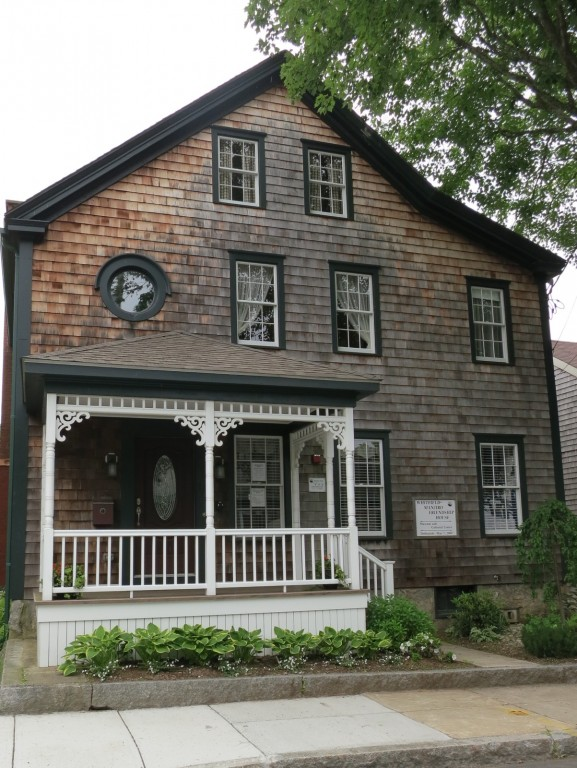 Home of first Japanese person to ever live in America, Fairhaven, MA