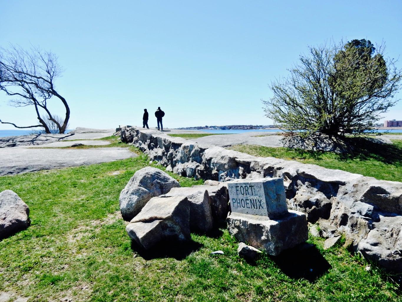 Fort Phoenix Fairhaven MA