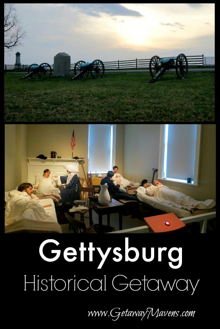 Gettysburg National Monument - Gettysburg, PA #MyGettysburg @GetawayMavens
