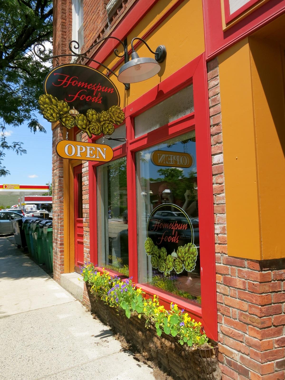 Cafe In Beacon Ny