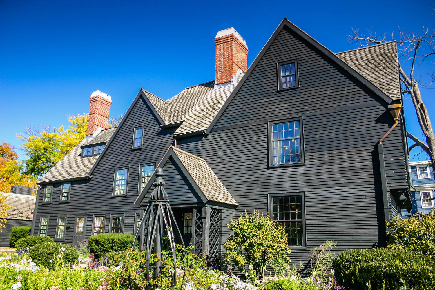 House of Seven Gables - Salem MA #visitMA @GetawayMavens