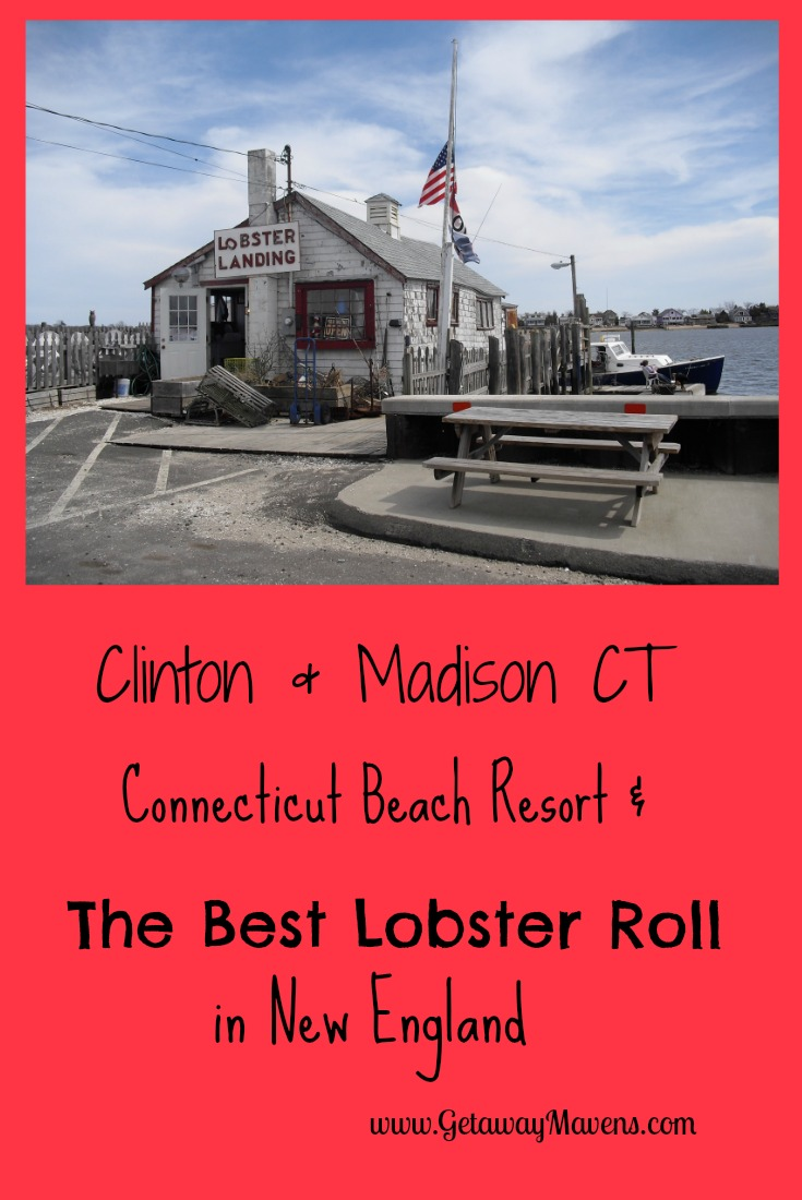 Madison, Clinton CT Pin