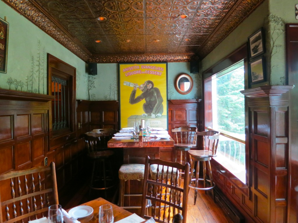 Monkey Bar, Interlaken Inn, Lake Placid NY
