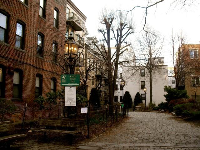 Boston Charles St Park
