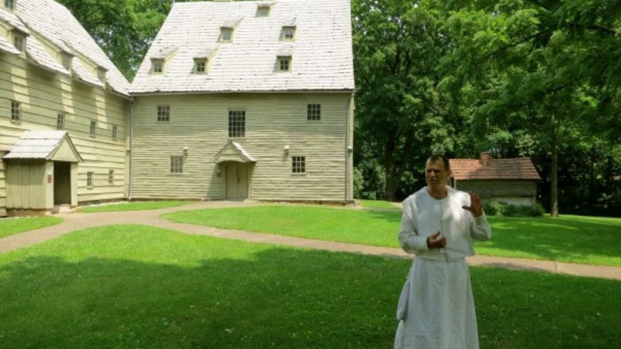 Lancaster County PA Settlers; Religious Leaders, Brewers, Watchmakers With Some Trainspotting on the Side