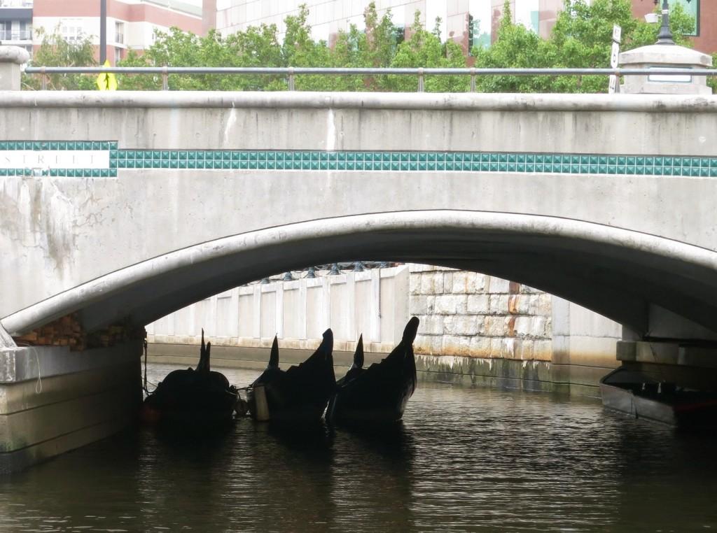 Gondolas in Providence RI
