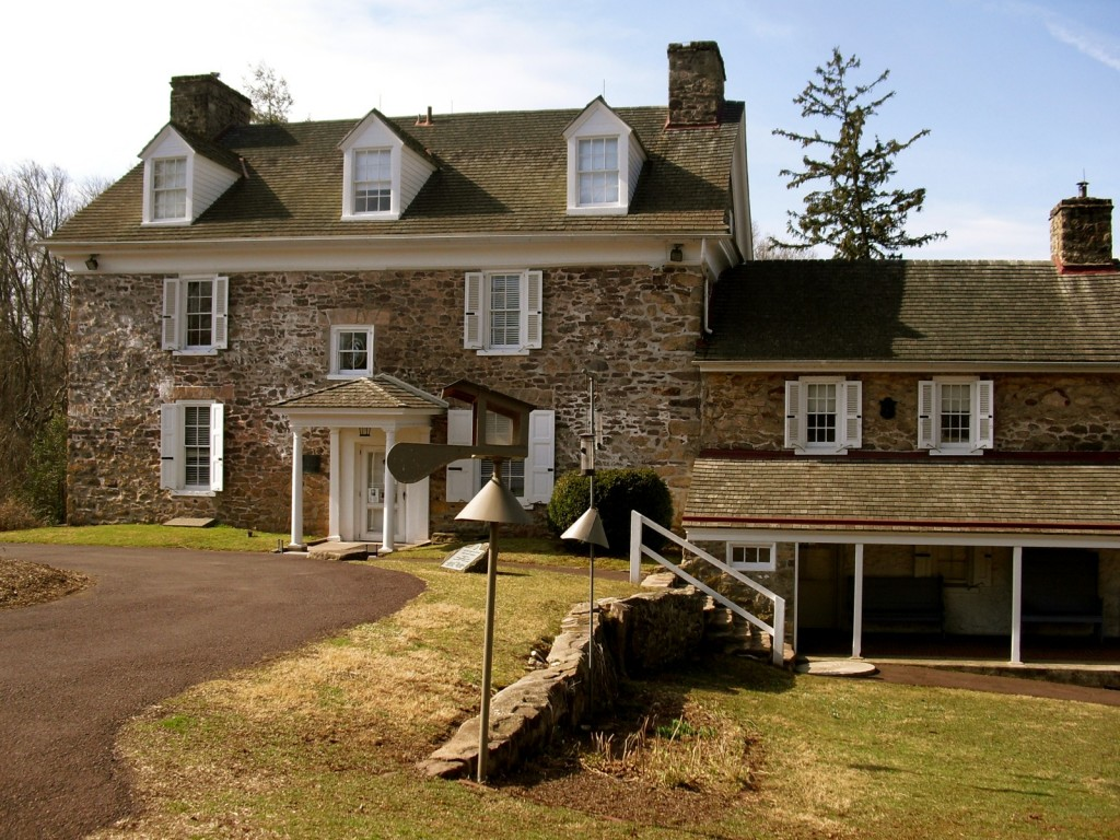 James Audobon First American Home