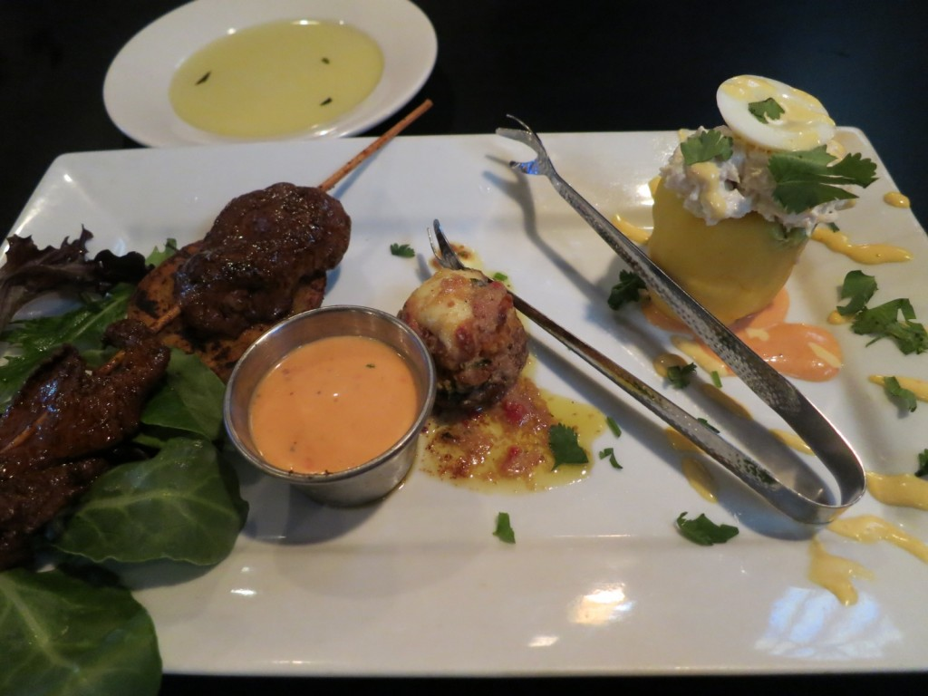 Best starters at Los Andes Peruvian Restaurant, Providence, RI