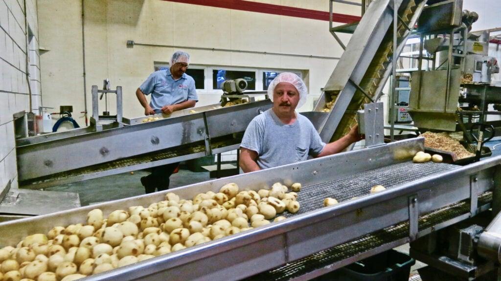 Martins Potato Chip Factory Tour PA