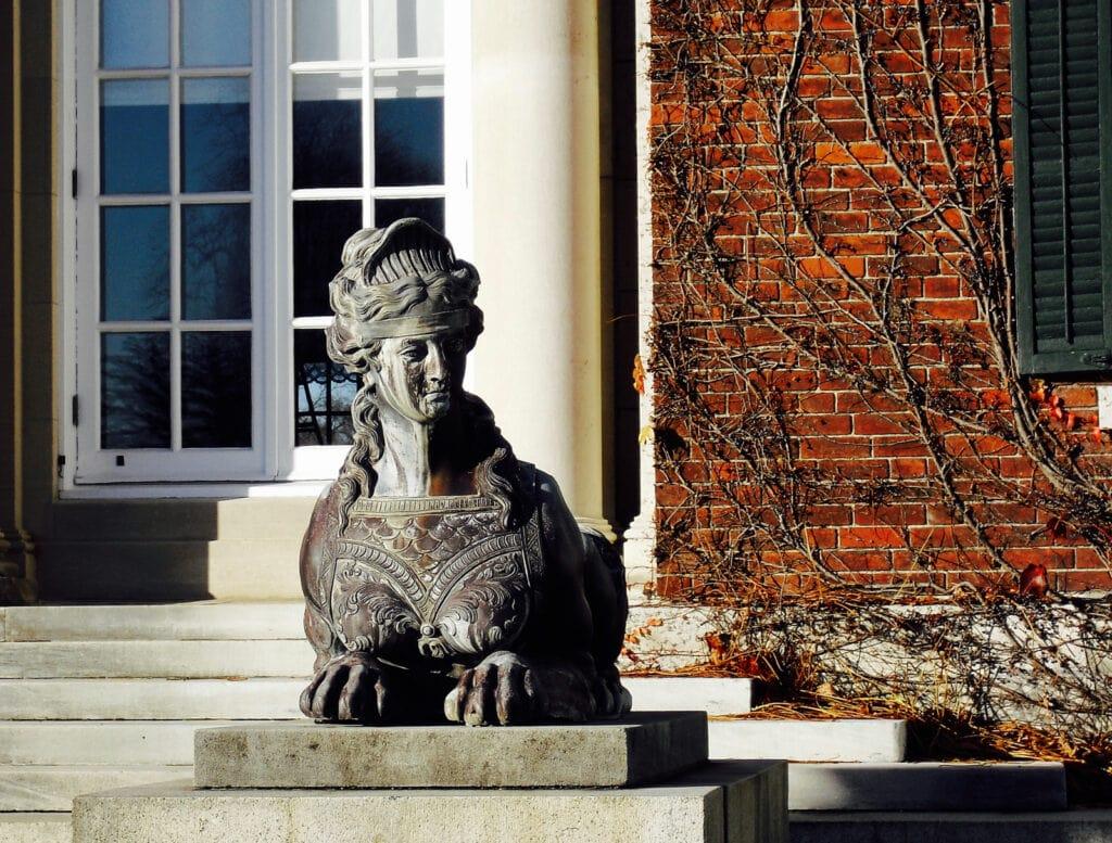 Old Westbury Gardens Sculpture
