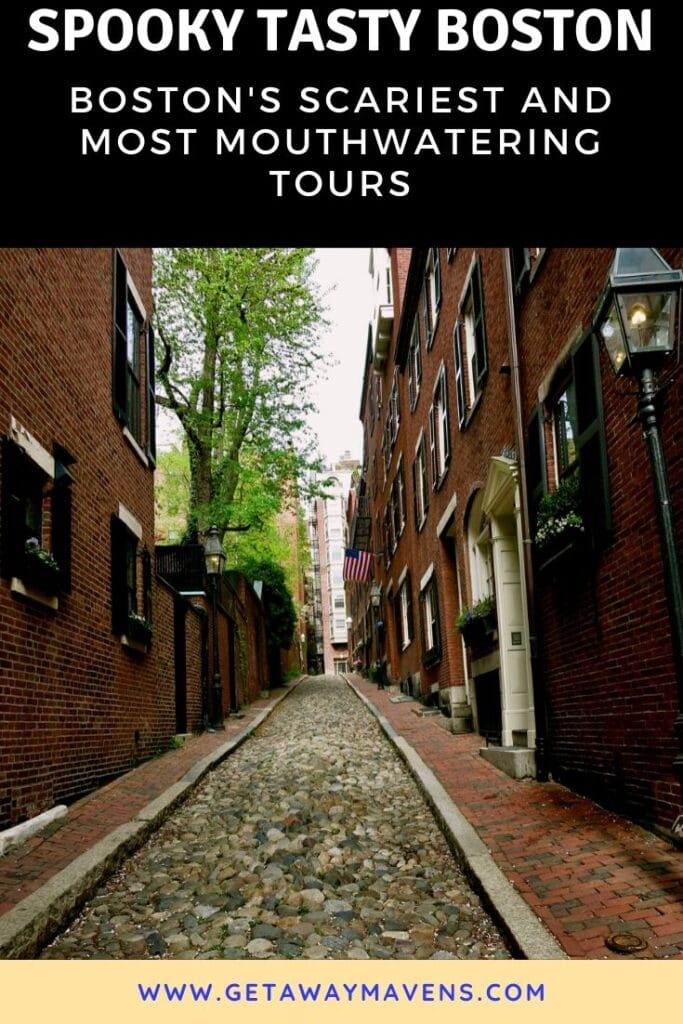 Spooky and Tasty Boston Tours