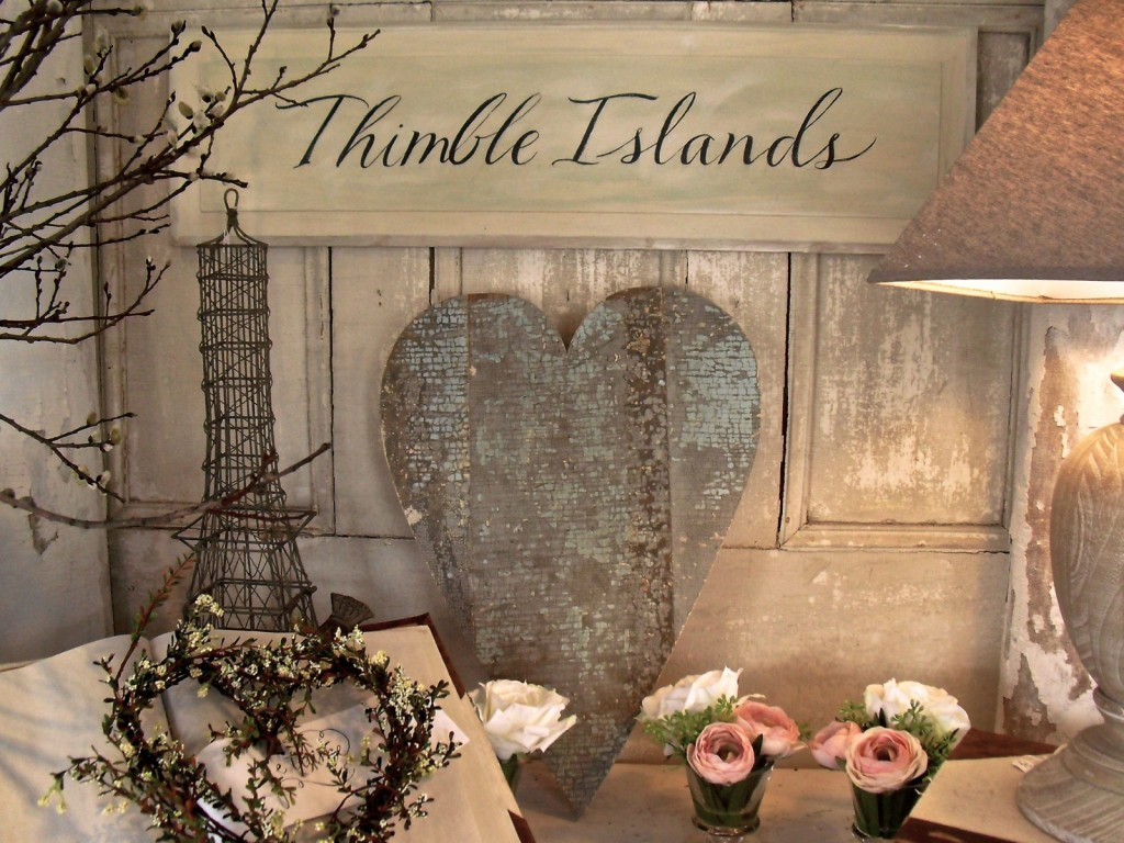 Thimble Islands Display