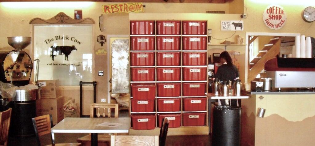 Black Cow Coffee Shop Croton-On-Hudson NY