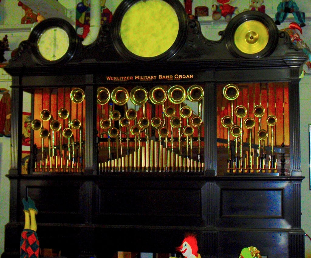 Wurlitzer Military Band Organ American Treasure Tour in Valley Forge PA
