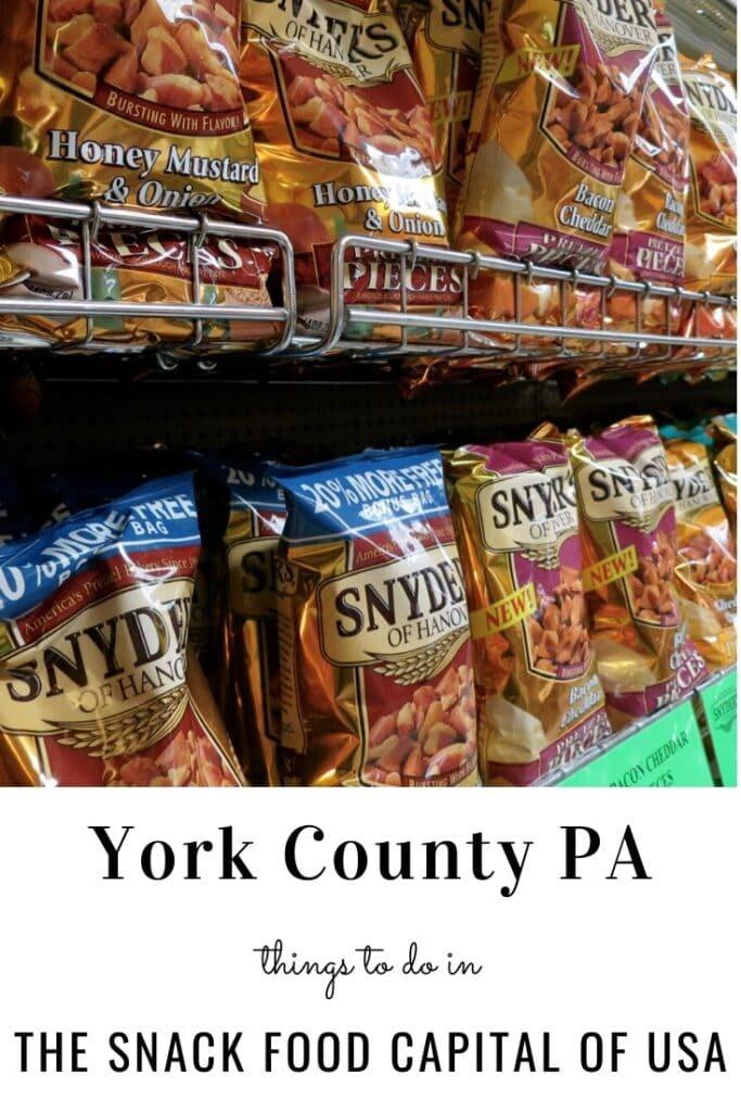 York County PA Pin