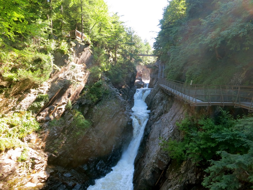 Majestic Adirondack waterfalls