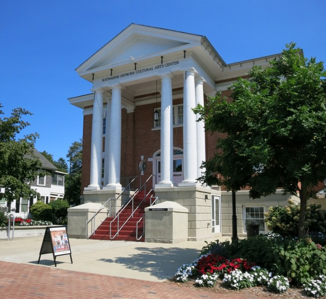 The Kate - Katherine Hepburn Cultural Arts Center in Old Saybrook, CT