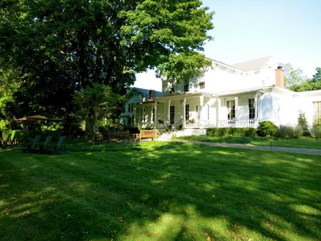 Old Lyme Inn in Connecticut