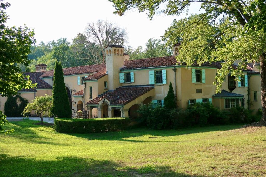 Rosen Home Caramoor Bedford NY