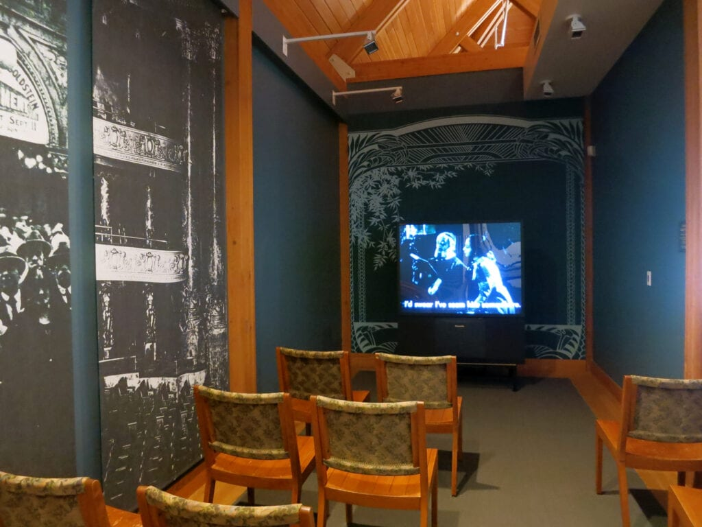Movie clips Yiddish Book Center Amerhst MA
