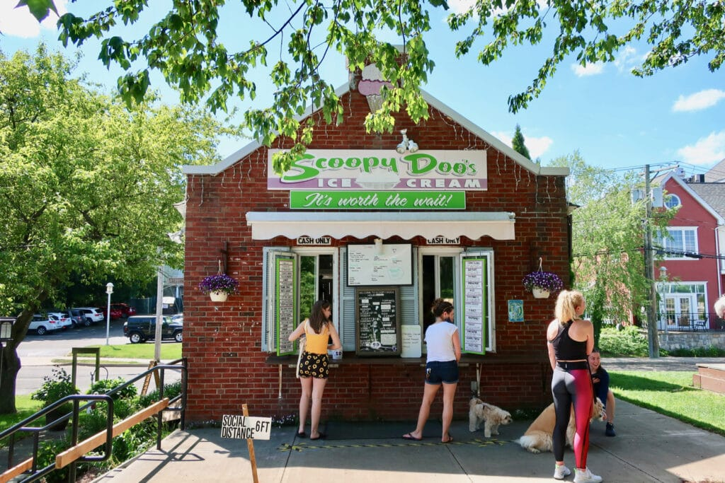 Scoopy Doo's Ice Cream Milford CT