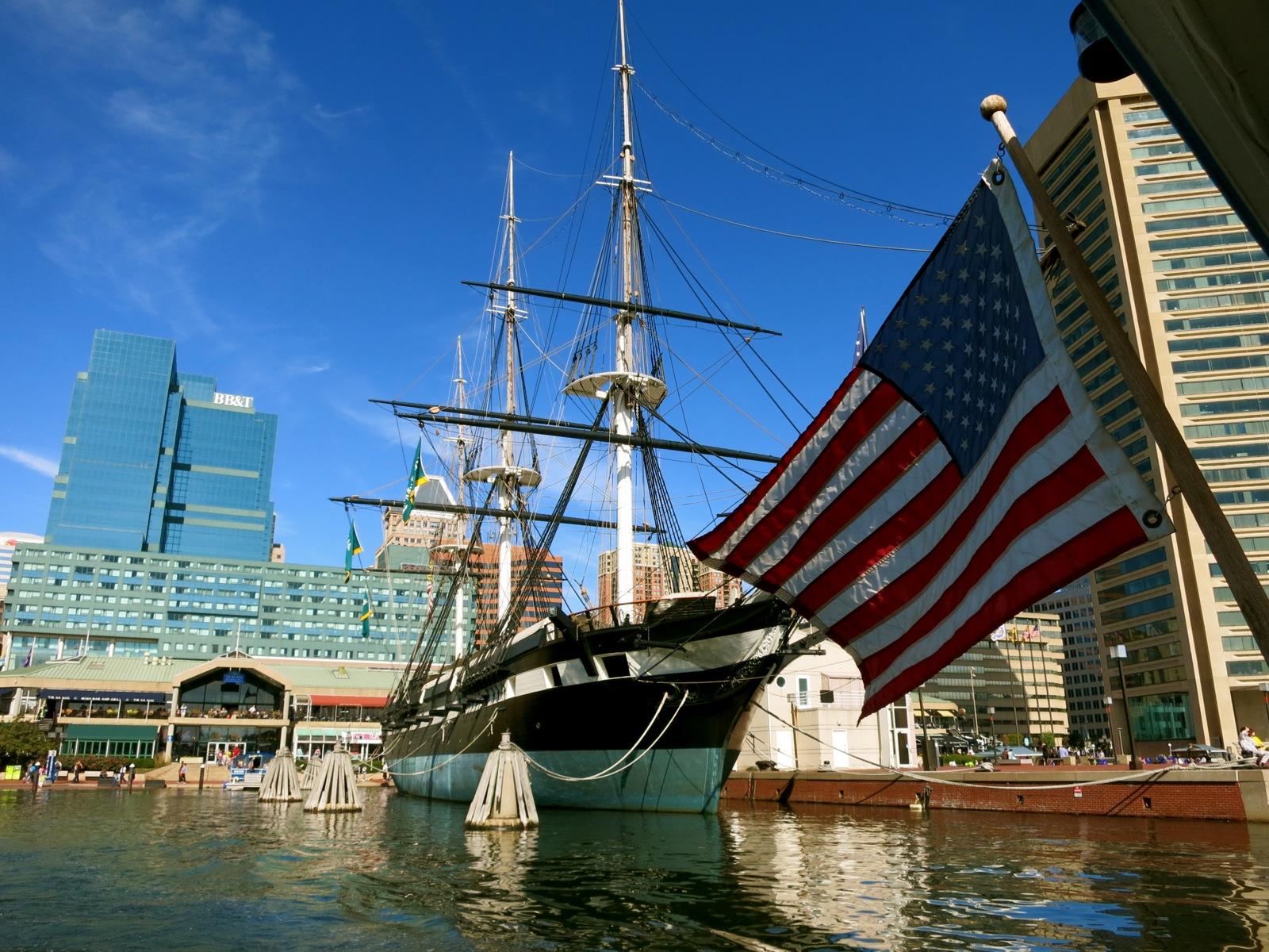Baltimore MD Weekend Getaway