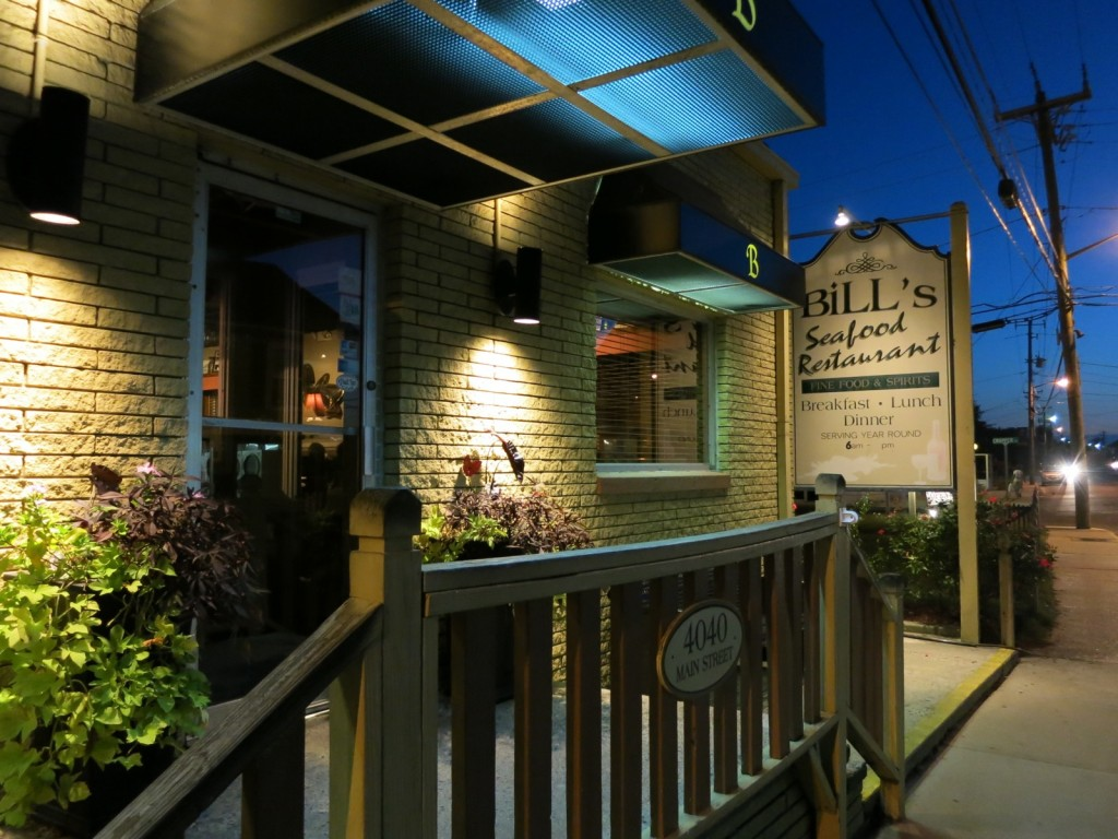 Bill's Seafood, Chincoteague, VA