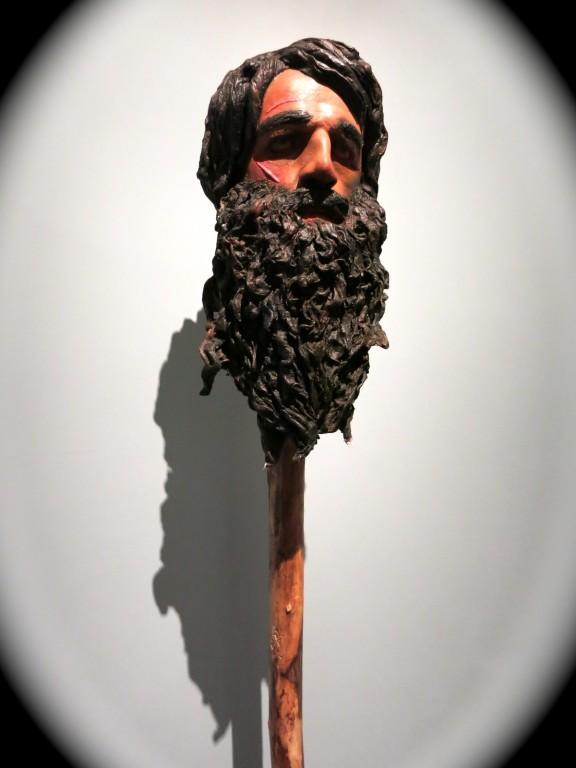 Blackbeard's head - Hampton History Museum, Hampton Va