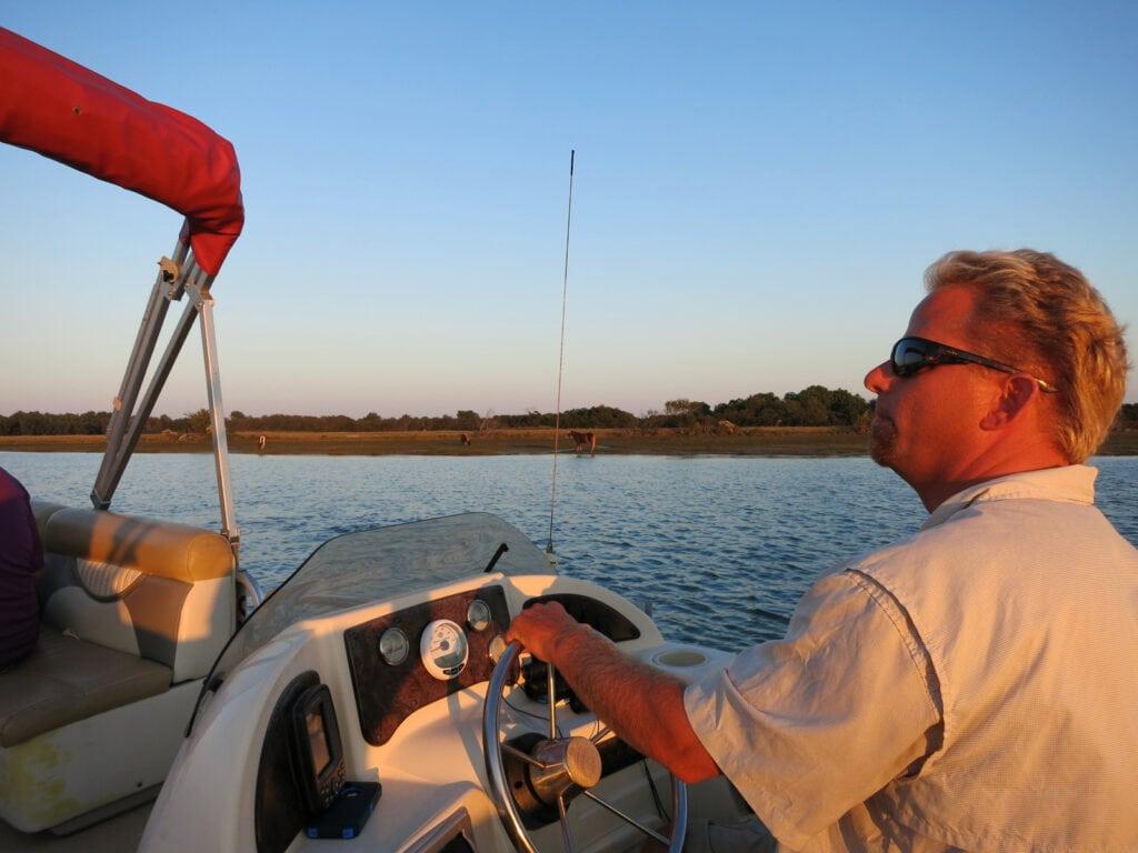Captain Dan Chincoteague VA