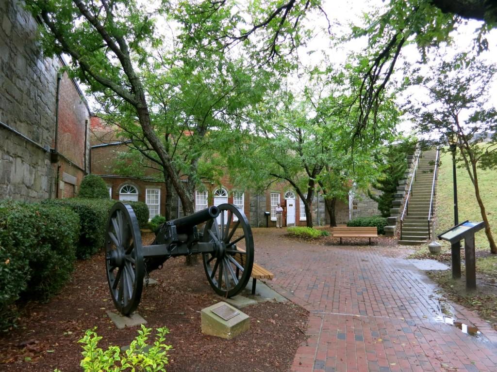 Casement Museum, Fort Monroe, Hampton VA