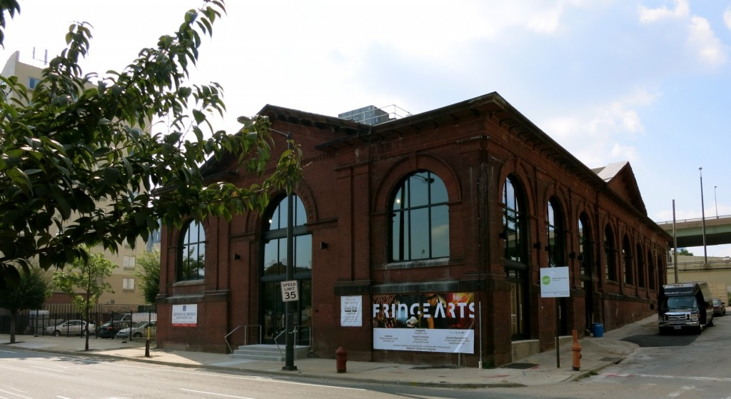 New Fringe Arts Headquarters, Philadelphia PA