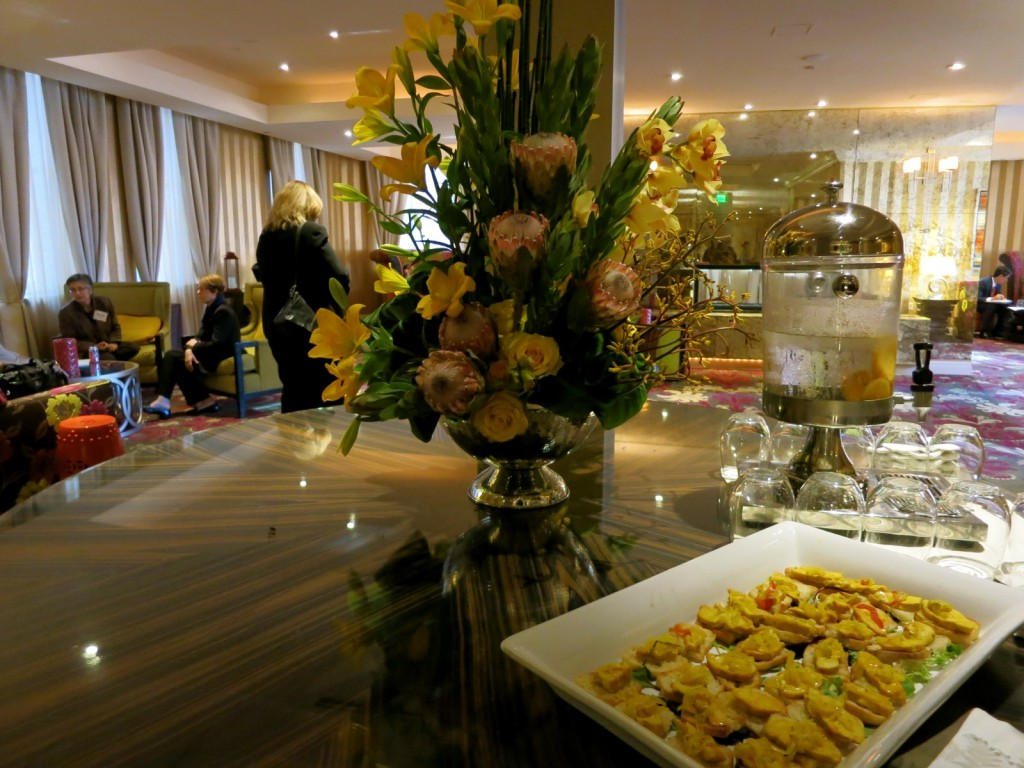 Hotel Monaco Baltimore Wine Hour, Baltimore MD