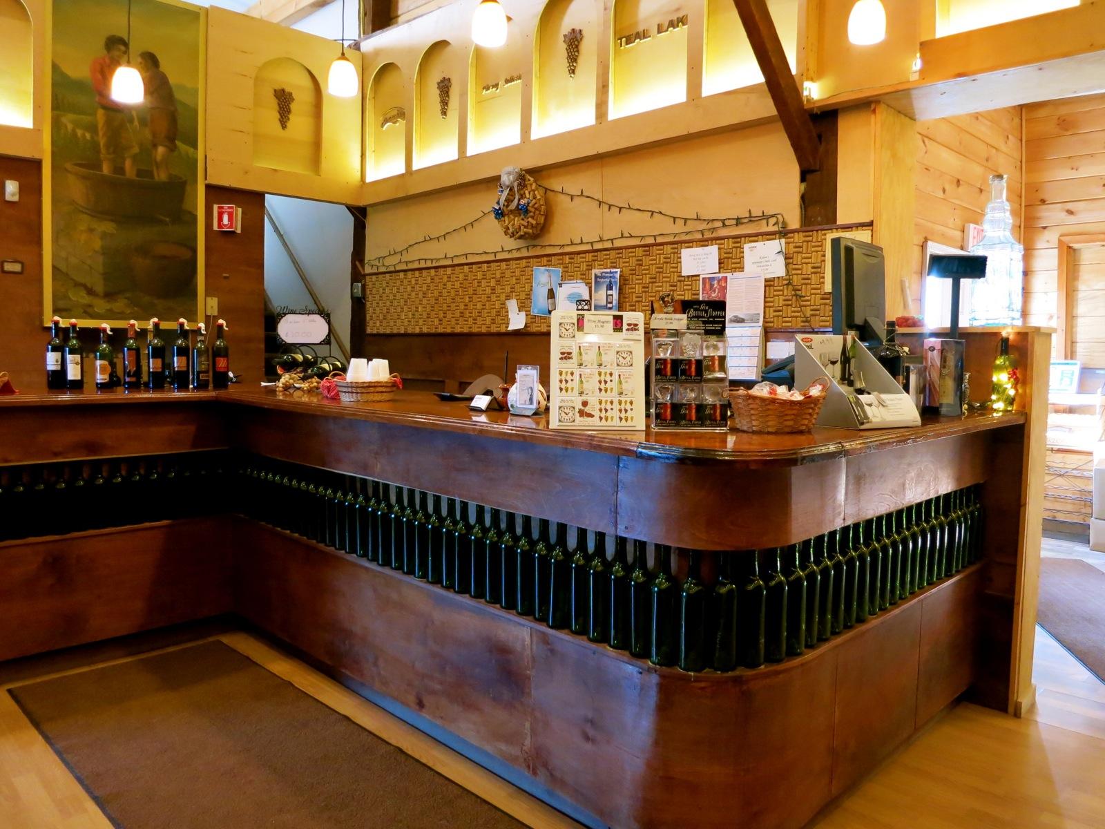 Michael S Tasting Room