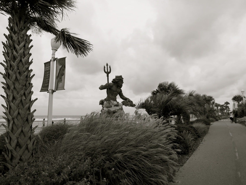 Virginia Beach sculpture