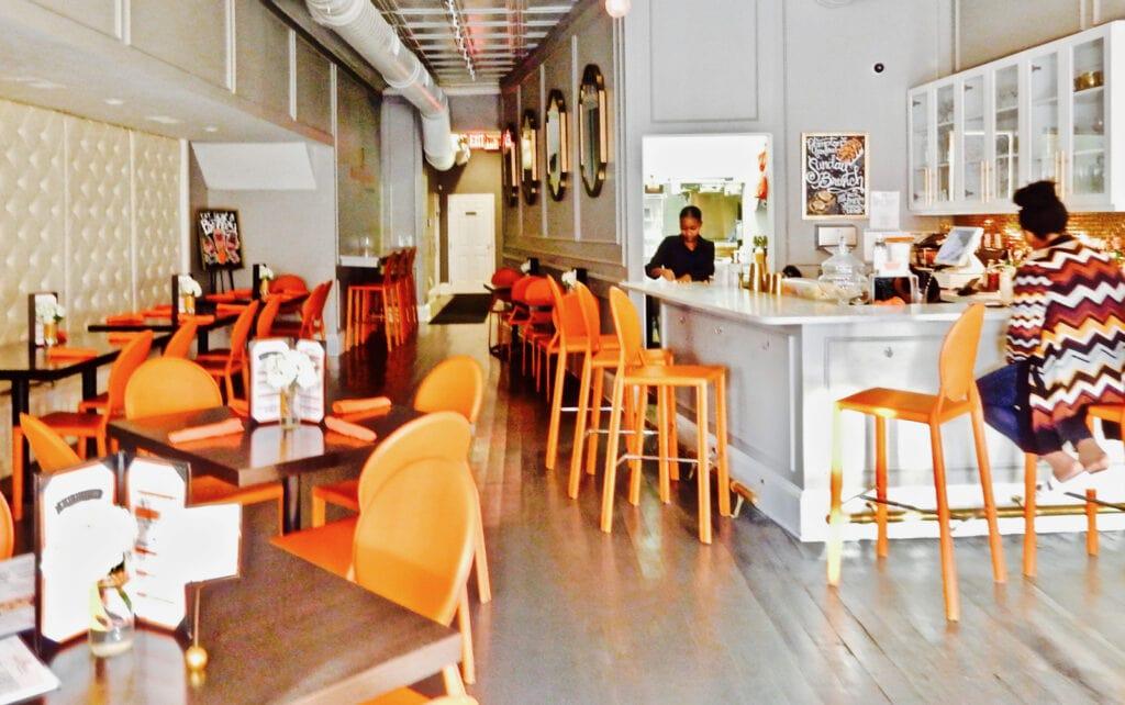 Interior Mango Mangeaux Hampton VA